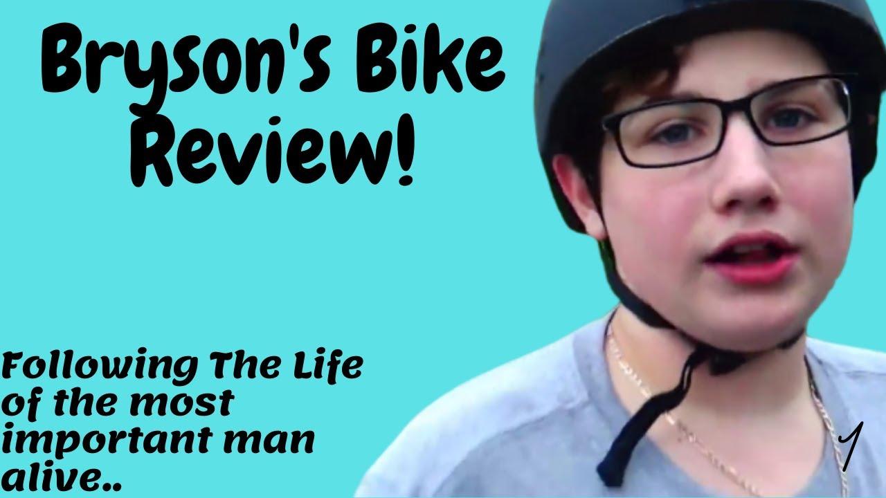 Bryson's Bike Review