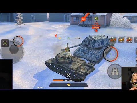 Мощный АП Тяжелых Танков в обновлении 6.9 - Что будет дальше с WoT Blitz