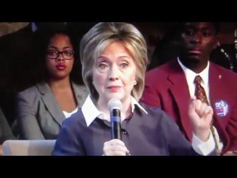 11.07.15 -- Hillary Clinton on the Clinton Crime Bill and mandatory minimums