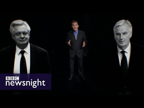 Brexit: what to expect from the second phase of negotiations? – BBC Newsnight