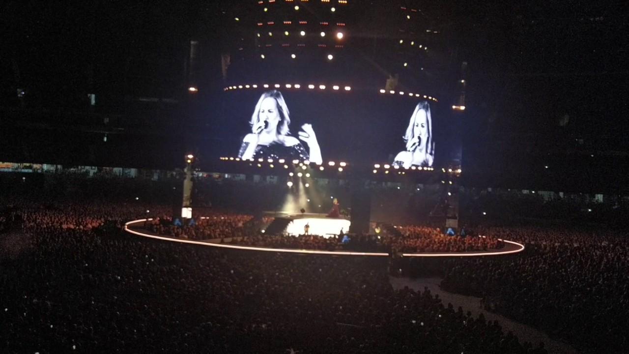 Melbourne Concert, Etihad Stadium