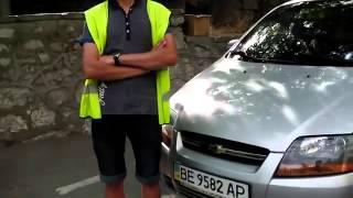 За проезд по Крыму вымогают деньги. ВИДЕО(Мужчина остановил машину и сообщил, что за парковку необходимо заплатить 50 гривен. При этом водитель ответи..., 2014-05-30T16:05:32.000Z)