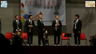 Canadian Brass - Italy 2015 - Primiero Dolomiti Festival