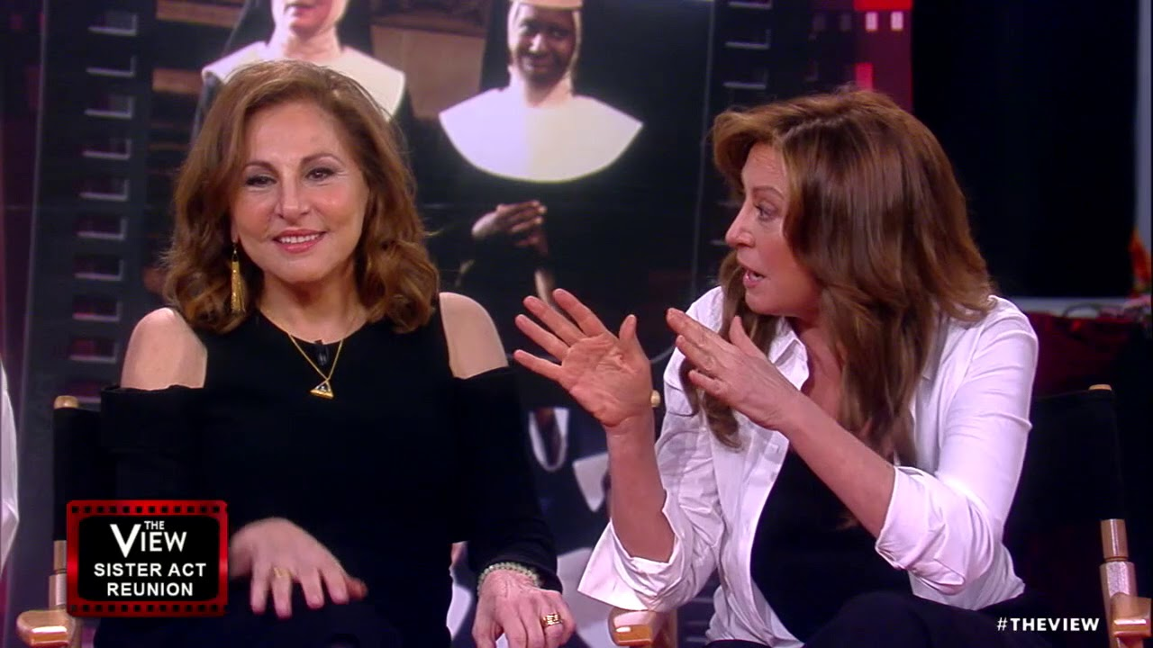 Download 'Sister Act' Reunion: Co-stars Remember Prank They Pulled While Filming | The View