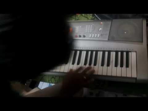 Bairavaa - Papa Papa song piano