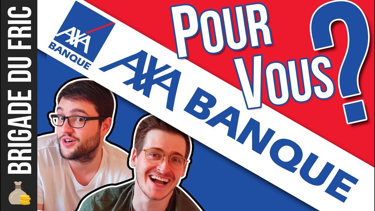 axa banque avis banque en ligne youtube