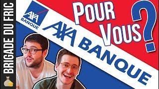 AXA banque avis - Banque en ligne