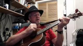 SOTU 178 - Tell Me A Story - Della And The Dealer (baritone ukulele cover)