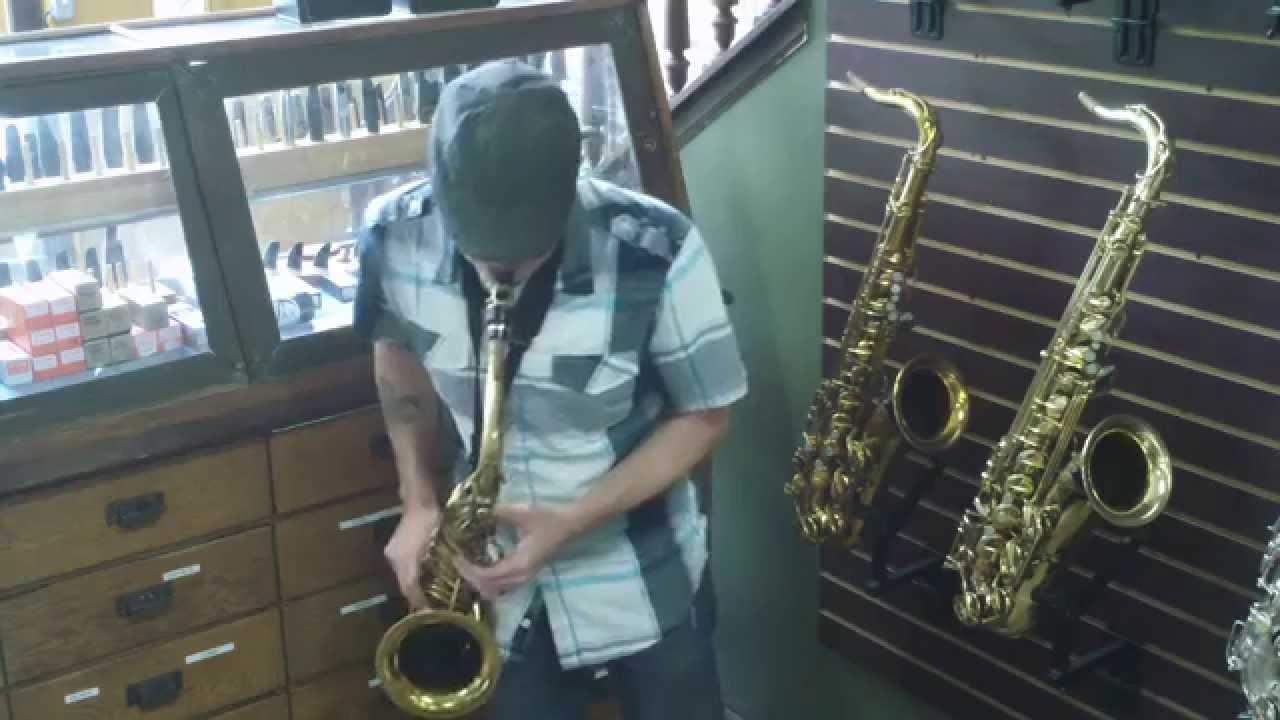 martin indiana tenor sax serial numbers