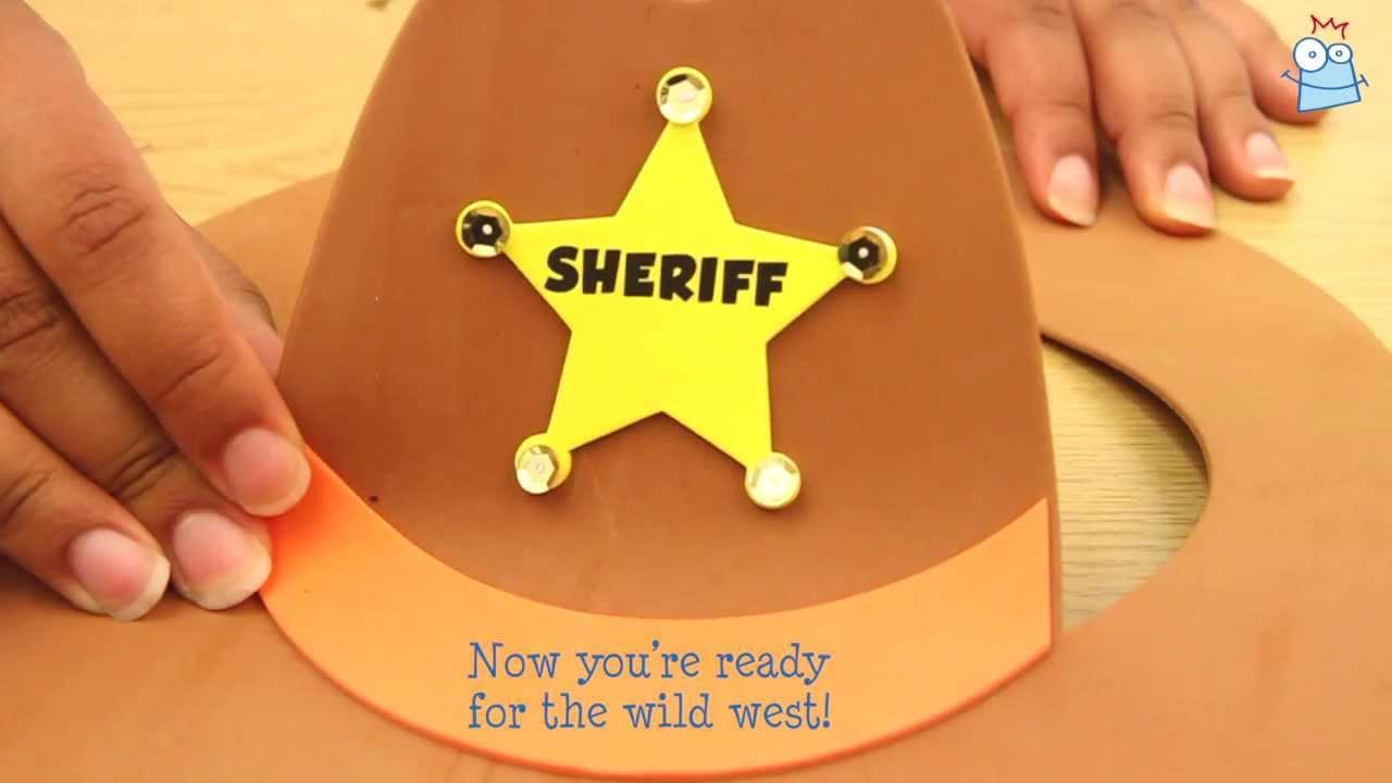 cowboy hat pattern # 52
