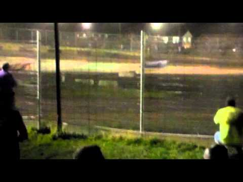 Peoria Speedway Late Model Feature 8/15/15