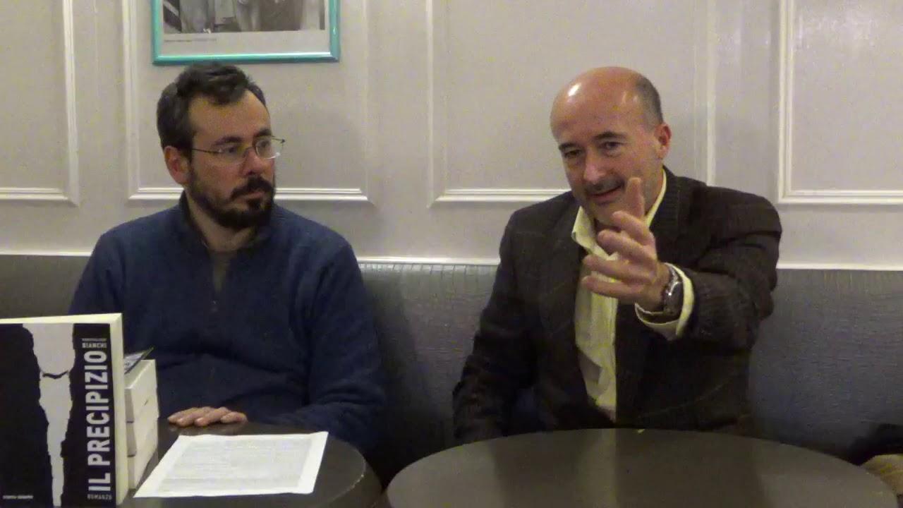 IL PRECIPIZIO Marcovalerio Bianchi, Porto Seguro editore - YouTube