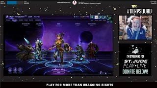 WoW WQs & HotS | St Jude PLAYLIVE