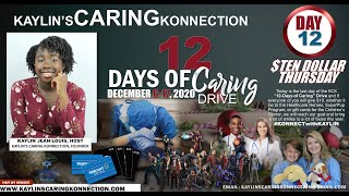 "KCK ""12-Days of Caring"" Drive 2020 - Day 12"