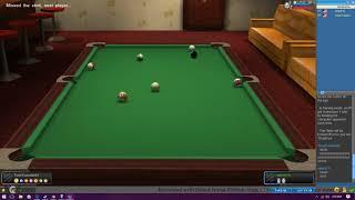 Pool Trick shots!|| Real Pool 3D: Poolians