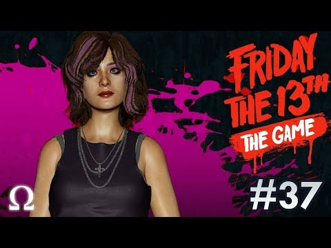 JASON LOVES THE GOTH GIRL! | Friday the 13th The Game #37 Ft. Friends