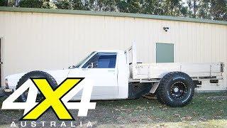 Tonner Files: Holden 1 Tonner part 4 | 4X4 Australia