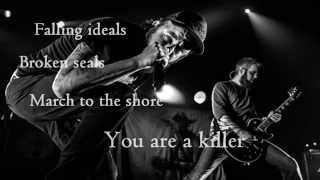 In Flames -  March to The Shore [HD/HQ] +LYRICS