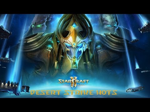 Starcraft Desert Strike HotS 65 (no commentary)
