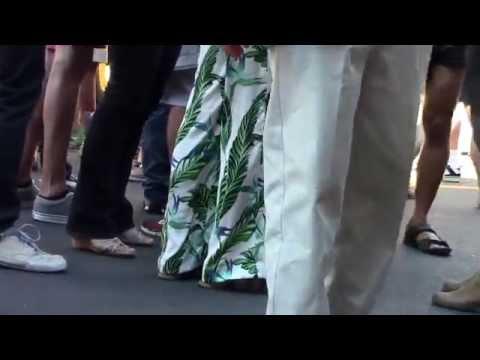 Castro Street Fair PRETTY SILK PANTS 014-10-05 MVI 3270