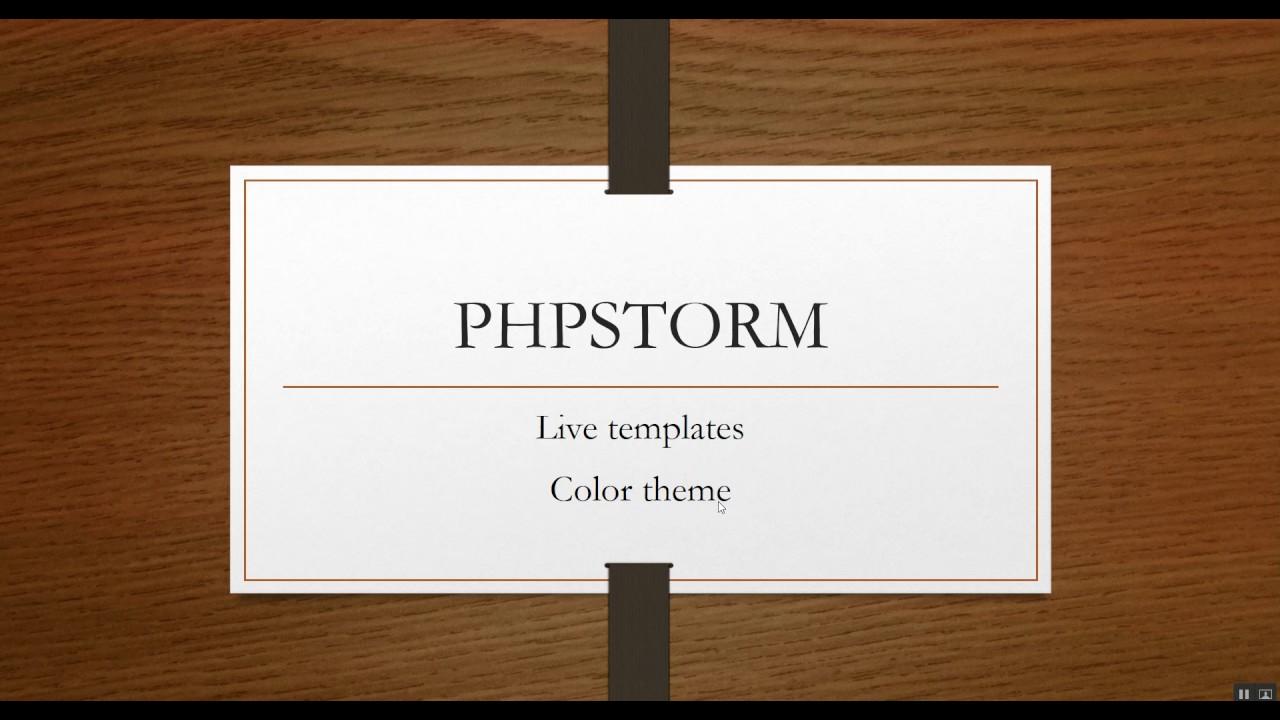 Best Webstorm Themes
