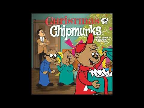 Chipmunks christmas song slowed down