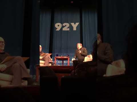 Mark Hamill w Frank Oz at 92nd st Y 3.23.18