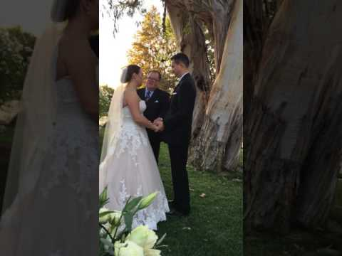 Desiree & Tim's Wedding Ceremony