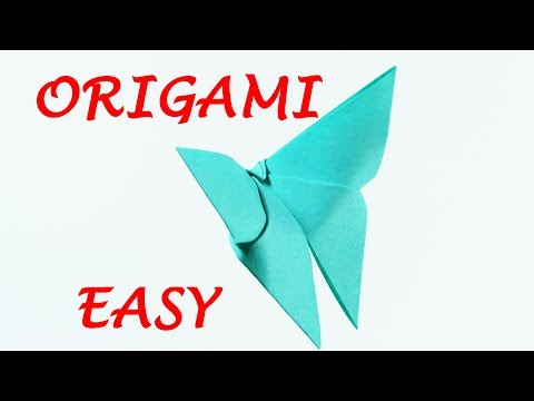 Best Origami Butterfly Ever — Instructions | Go Origami | 360x480