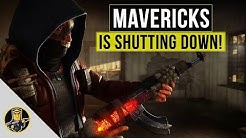 Mavericks Proving Grounds is Shutting Down