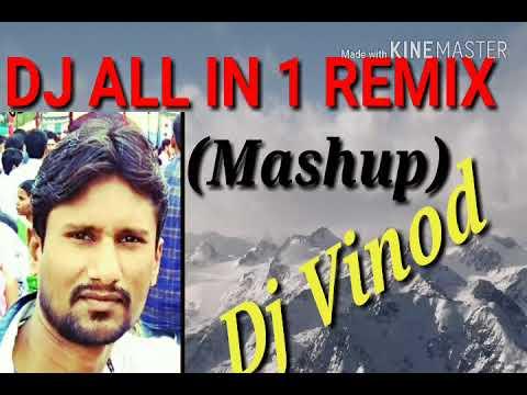 Dj Non-Stop All in One Remix (Mashup) Dj Vinod