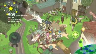 Katamari Forever - PS3 Gameplay