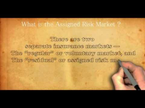 What is the Assigned Risk Market? | Auto insurance promo