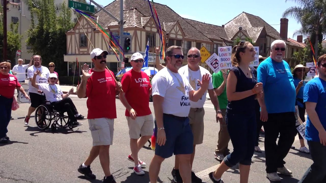 from Keith long beach gay pride parade