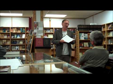 """Todd Compton (""""A Frontier Life: Jacob Hamblin, Explorer and Indian Missionary""""), 9/5/2013"""