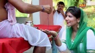 New Haryanvi Song / 100 KA 100 / Lattest Hit Song 2016 /  Jaji King , Sushila Thakar