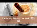 How To Use Cinnamon To Boost Libido – DIY - Remedy | Bowl Of Herbs