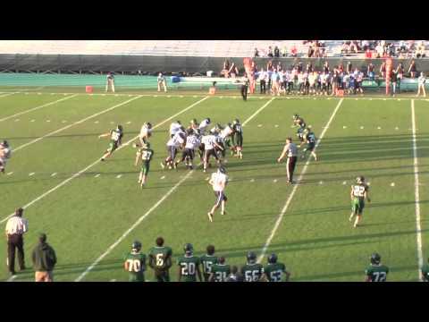 Lovett 9th Grade Football vs The Westminster School, 2012