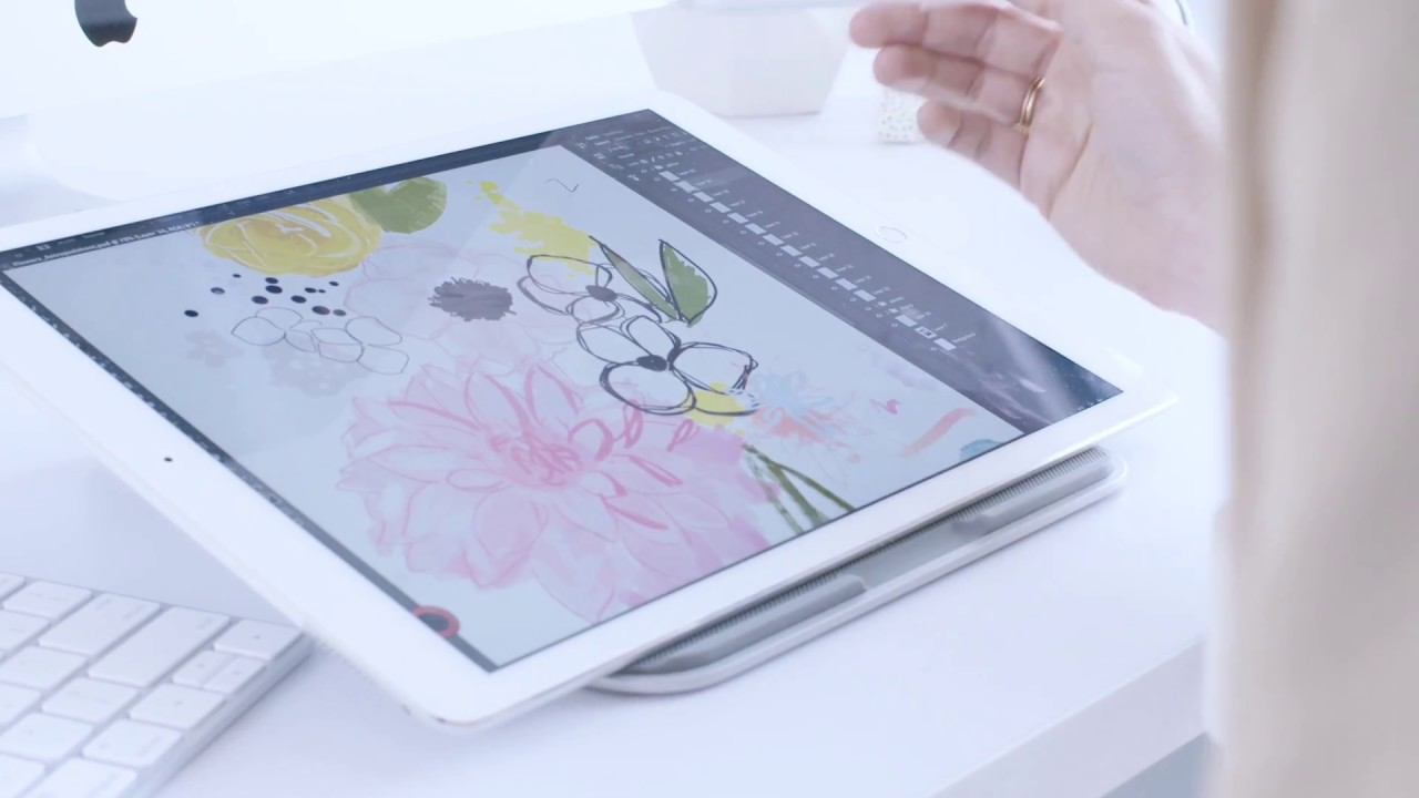 Astropad Studio turns the iPad Pro into a pro drawing tablet for