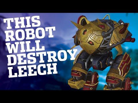 "War Robots - NEW Robot ""Ravana"" Will Be One Of The Best Robots In 2020 | WR Test Server Gameplay"