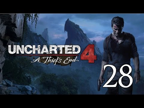 Uncharted 4 A Thief's End - Crushing Let's Play Part 28: Brother's Keeper