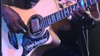 Vocales de amor - Joan Soriano - Live in Belgium