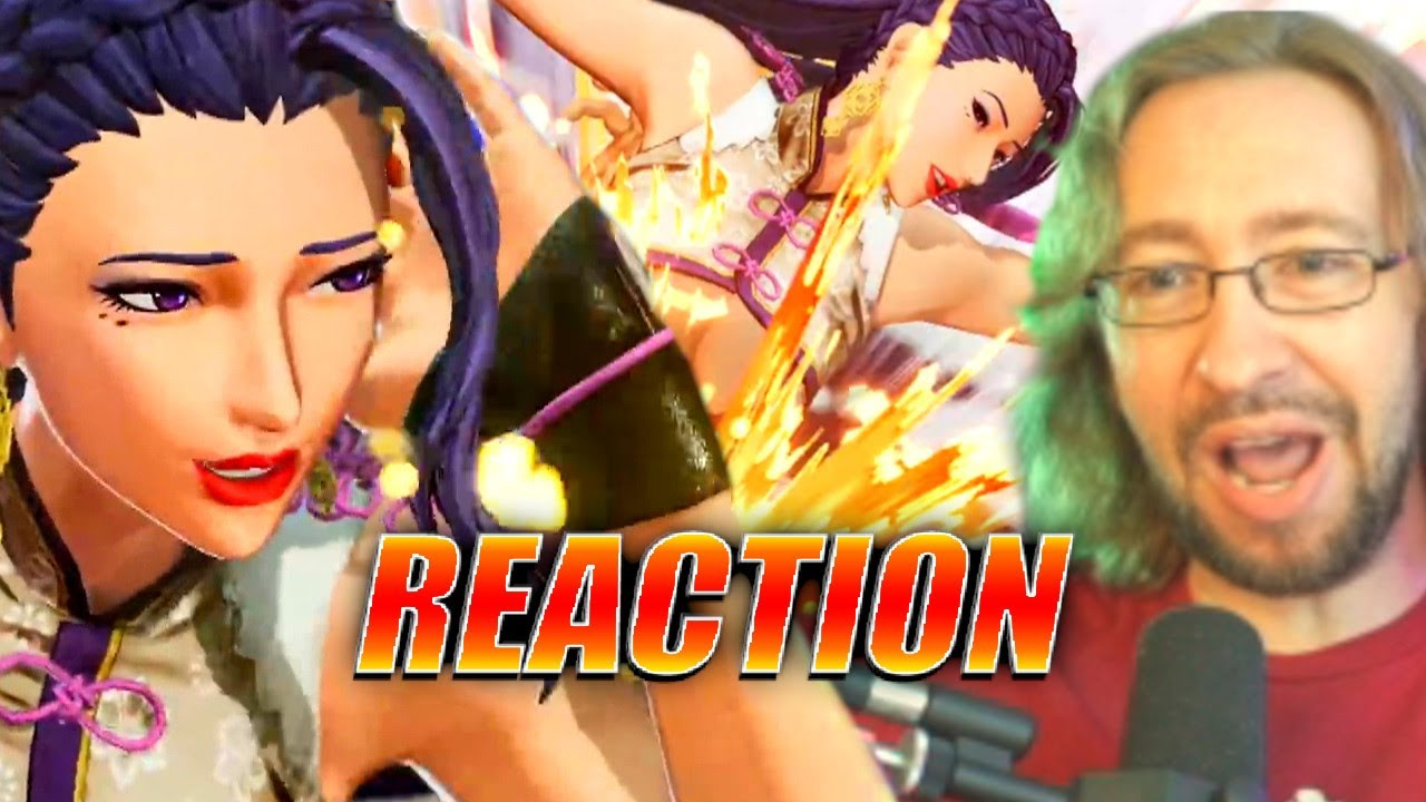 MAX REACTS: Luong - King of Fighters XV