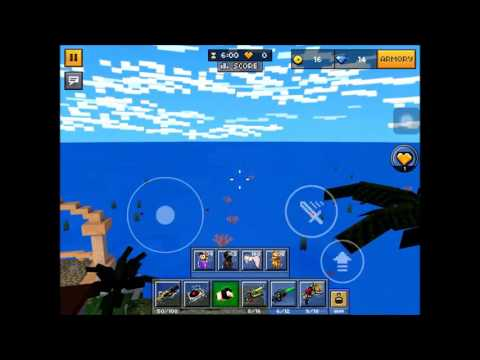 Pixel Gun 3D: Sandbox Dating 2 (She Kissed Me)