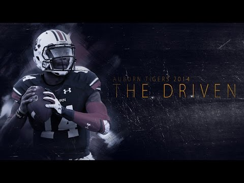 Auburn Football 2014  The Driven