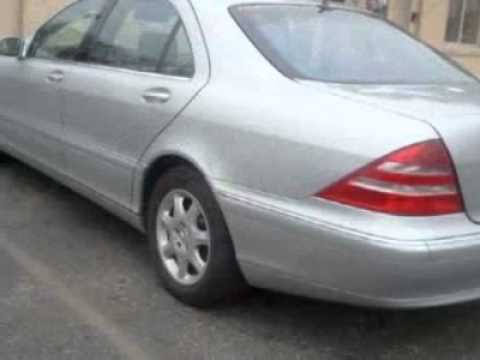 2002 mercedes benz s class s430 sedan cleveland oh for Mercedes benz cleveland ohio