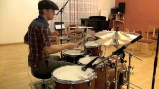 Anton James Olsson - Dave Mackay Fusion Track