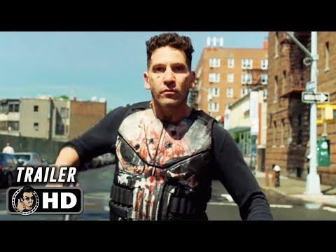 "MARVEL'S THE PUNISHER Season 2 Official Trailer ""Showdown"" (HD) Jon Bernthal Series"