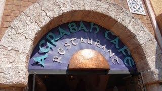 Disneyland Paris Restaurant Agrabah Cafe