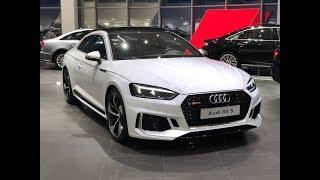 Встречайте Новый Audi Rs5 Уже В России 2018